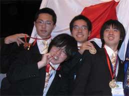 第19回国際生物学オリンピック(IBO2008)インド大会